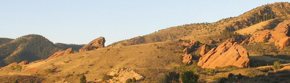Red Rocks History